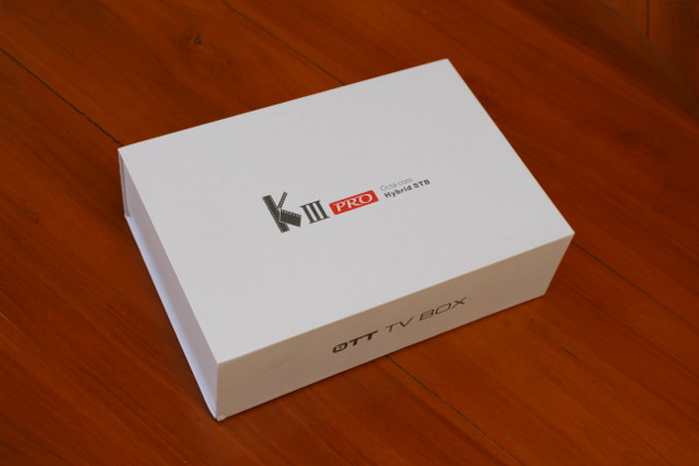 Mecool KIII Pro Hybrid Android STB Review - Part 1: Specs