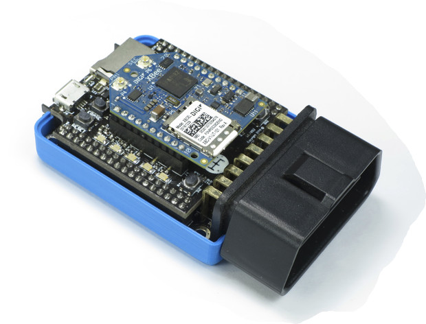 Macchina M2 Is An Open Source Hardware Obd Ii Development