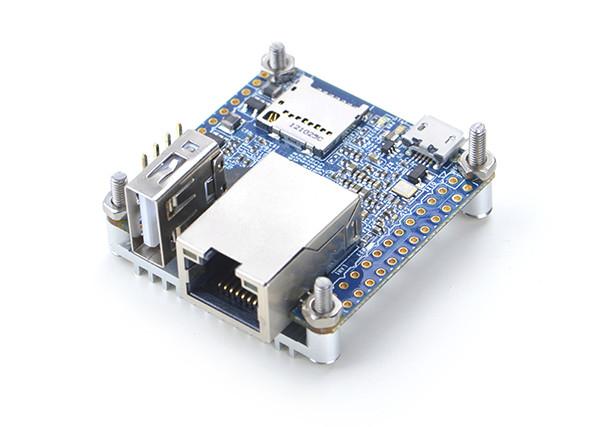 nanopi neo2 development board powered by allwinner h5 64 bit arm