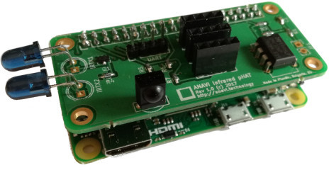 How to Control Your Air Conditioner with Raspberry Pi Board and