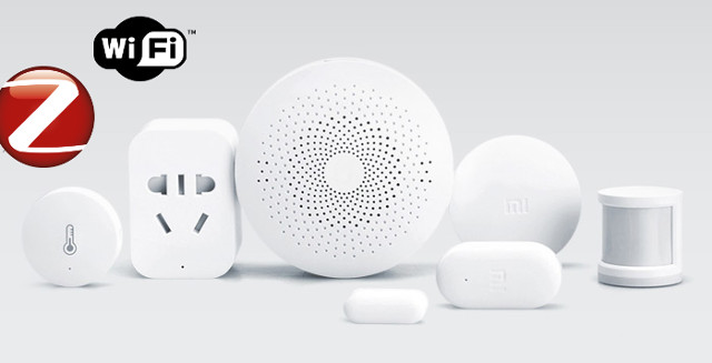Xiaomi 6-in-1 WiFi & Zigbee Smart Home Kit Works with Domoticz Home