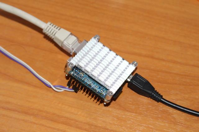 NanoPi NEO 2 Board Benchmarks with Ubuntu 16 04 2 using Linux 3 10