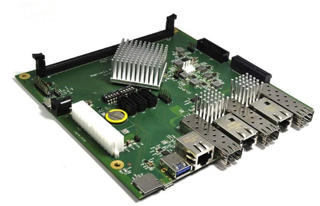 SolidRun MACCHIATOBin Mini-ITX Networking Board is Now Available for