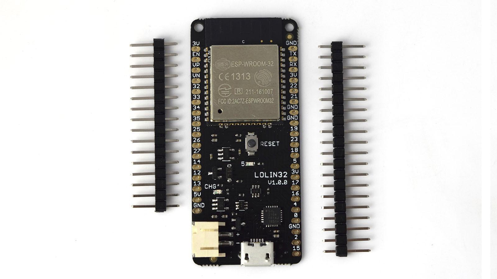 $6 90 Wemos LoLin32 ESP32 Development Board Comes with 4MB Flash