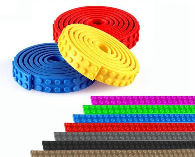 Flexible Adhesive Lego Tape Could Be Useful For Makers