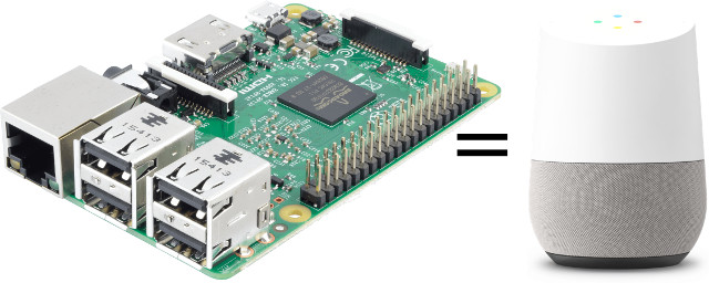 Google Assistant SDK Turns Your Raspberry Pi 3 into Google Home