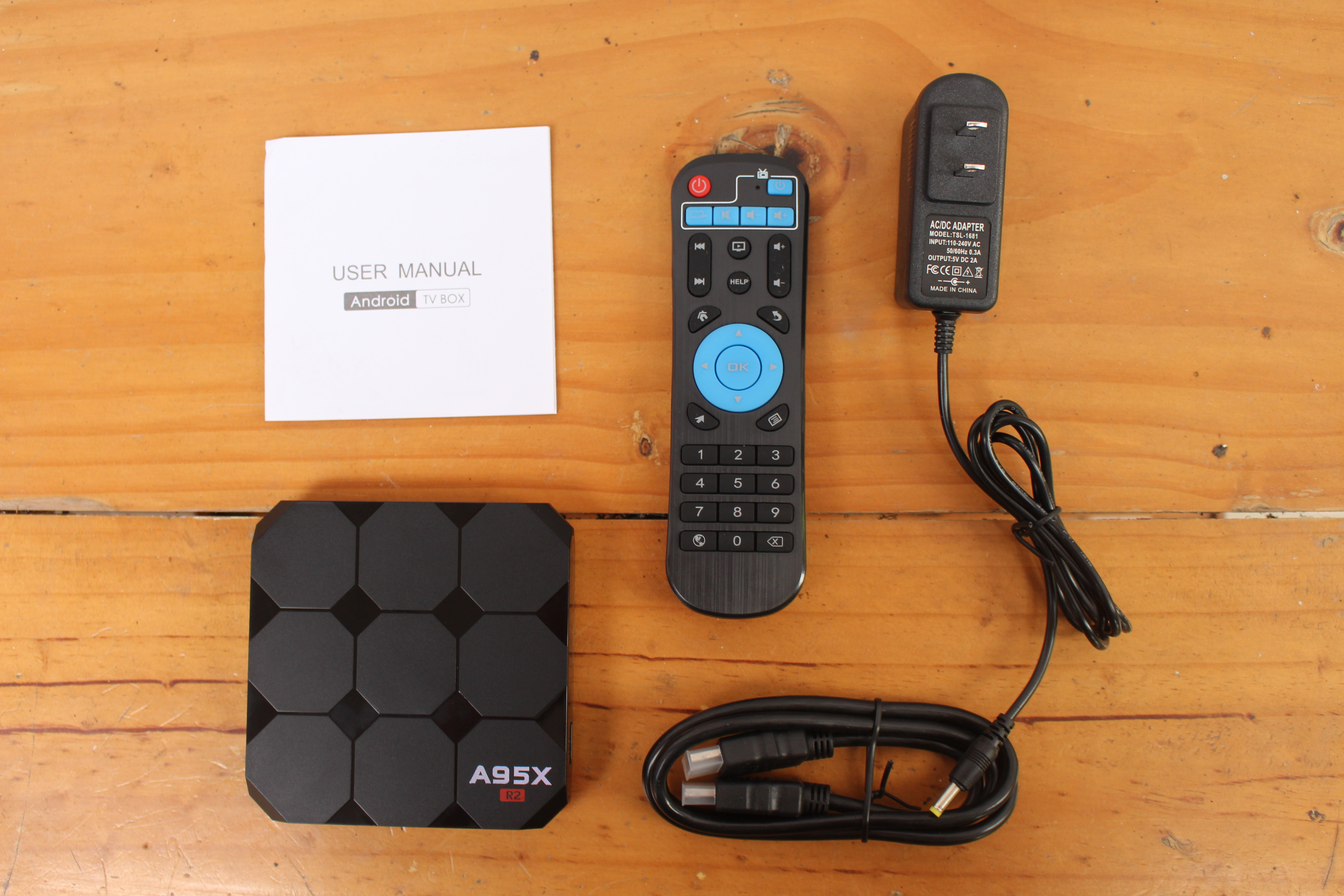 A95X R2 (Rockchip RK3328) TV Box Review - Part 1: Specifications
