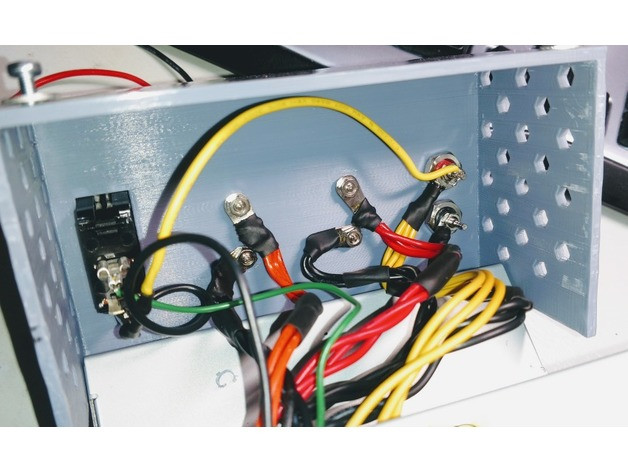 Convert an old ATX Power Supply into a Bench Power Supply