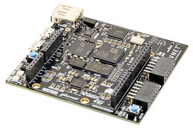 $89 MiniZed Development Board based on Xilinx Zynq Z-7007S
