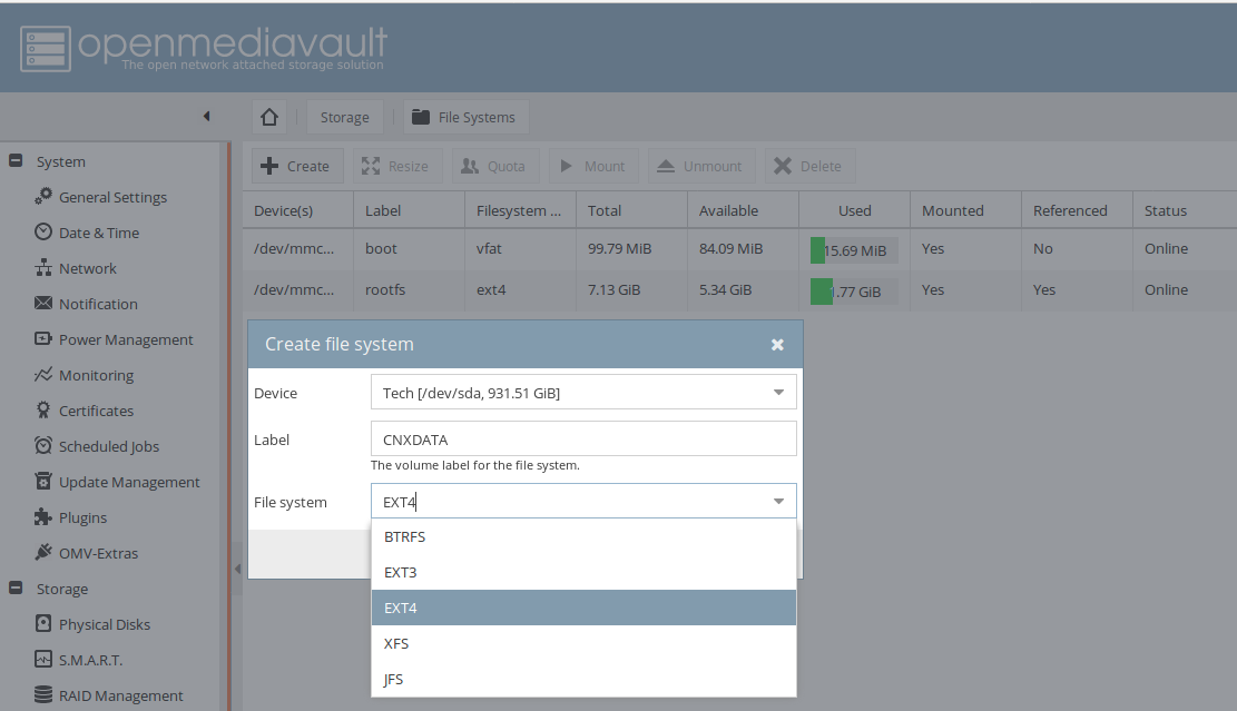 NanoPi NEO NAS Kit Review - Assembly, OpenMediaVault Installation