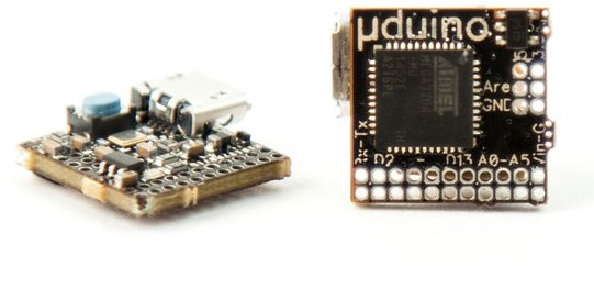 μduino may be the world s smallest arduino board