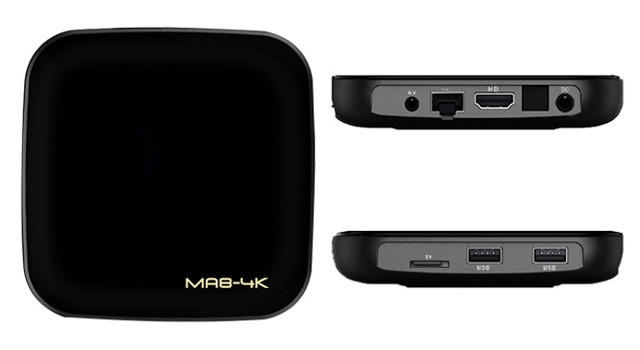 ma8 4k is a 19 android tv box based on rockchip rk3229 processor promo. Black Bedroom Furniture Sets. Home Design Ideas