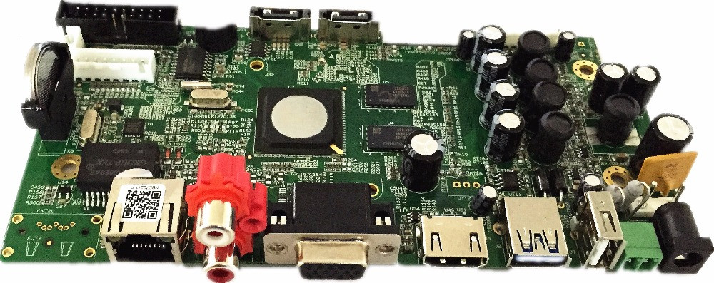 $45 Hisilicon Hi3535 Based Network Video Recorder Board Comes with