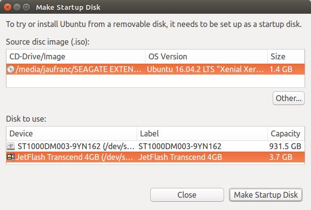 Running Ubuntu 16 04 on MeLE PCG03 Apo Mini PC