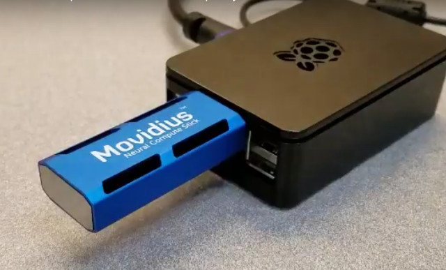 Movidius Neural Compute Stick Shown to Boost Deep Learning
