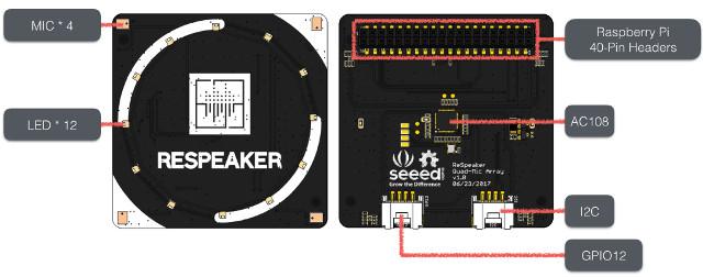 ReSpeaker-4-Mic-Raspberry-Pi