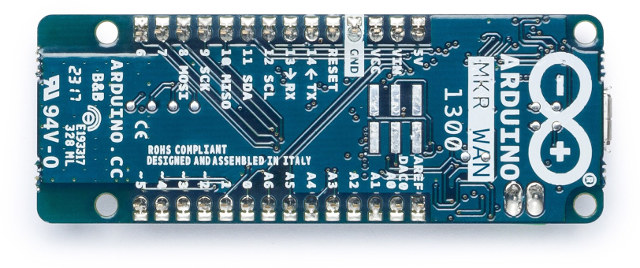 Arduino MKR WAN 1300 & MKR GSM 1400 Boards Launched with