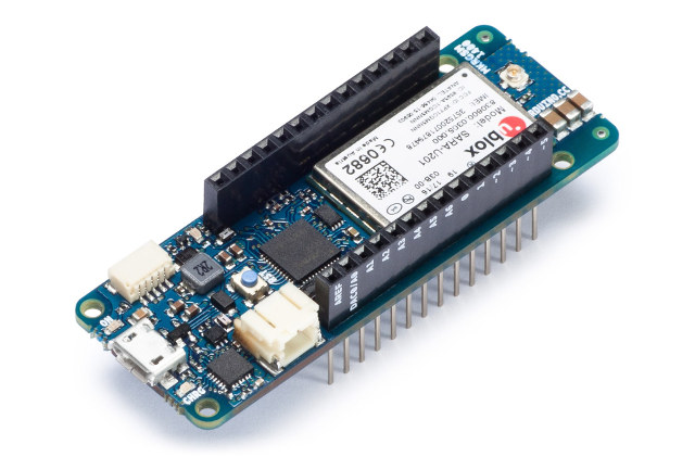 Arduino-MKR-GSM-1400