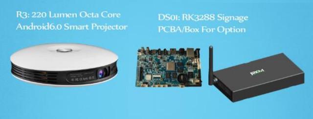 Rikomagic Introduces V3 TV Stick, MK39 TV Box, R3 Projector