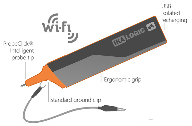 oscilloscope wifi