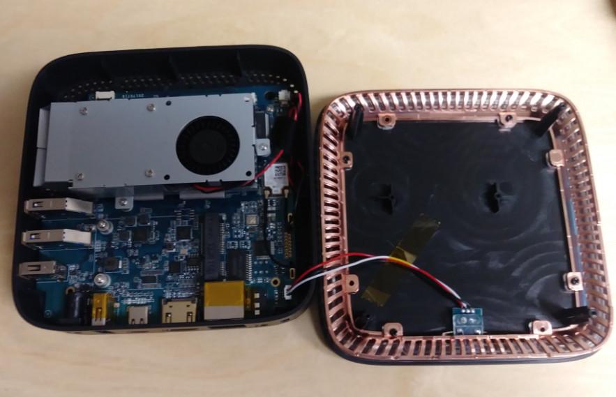 ACEPC AK1 Celeron J3455 Mini PC Review - Part 1: Unboxing, Teardown