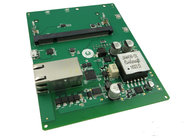 Gumstix Expands Raspberry Pi Support with Stepper Motor