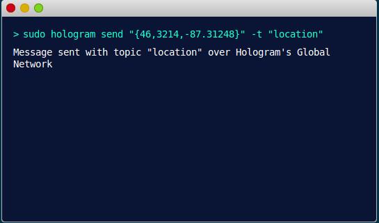 Hologram Unveils Nova 3G USB Dongle and Python SDK