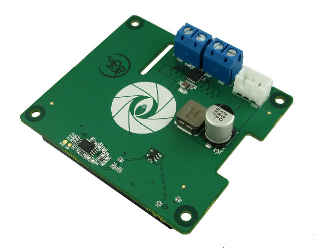 Gumstix expands raspberry pi support with stepper motor for Raspberry pi stepper motor controller