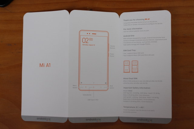 Xiaomi Mi A1 Review Part 1 Unboxing First Boot