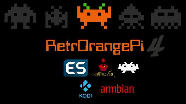 RetrOrangePi 4 0 Released