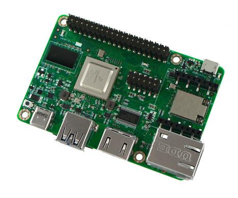 WandPi 8M Development Board Coming Soon with NXP i MX8M SoC