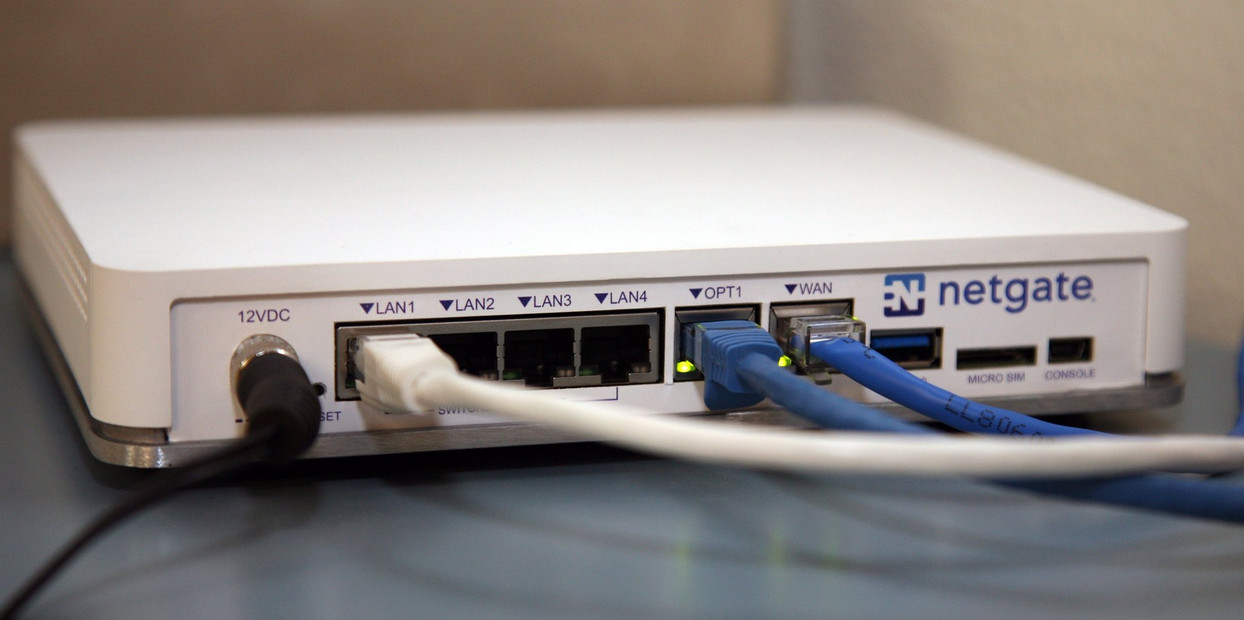 Netgate SG-3100 is an ARM based pfSense Firewall Appliance