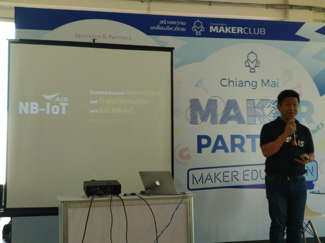 Chiang-Mai-Maker-Party-Nb-IoT