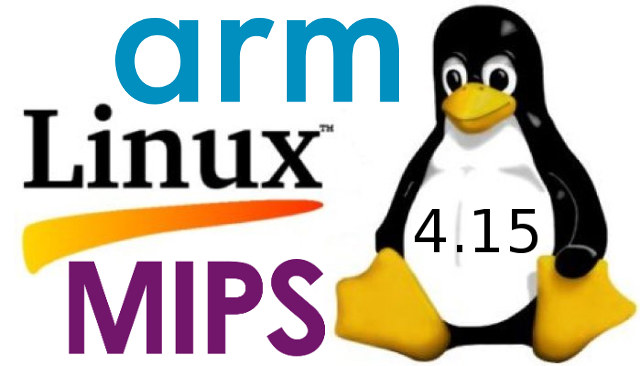 Linux 4 15 Release - Main Changes, Arm and MIPS Architectures