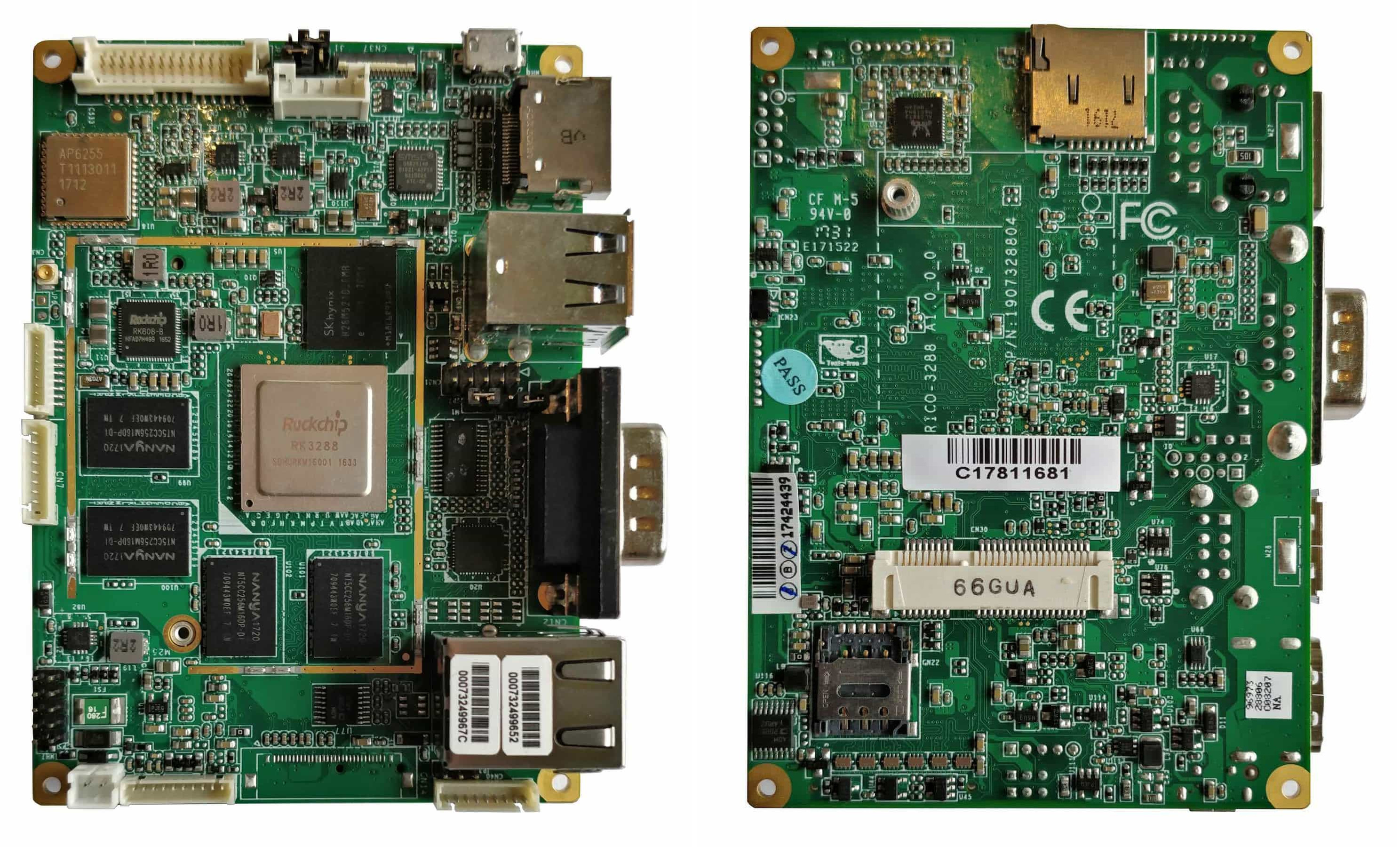 Amarula Vyasa is a $150 Pico-ITX Single Board Computer Powered