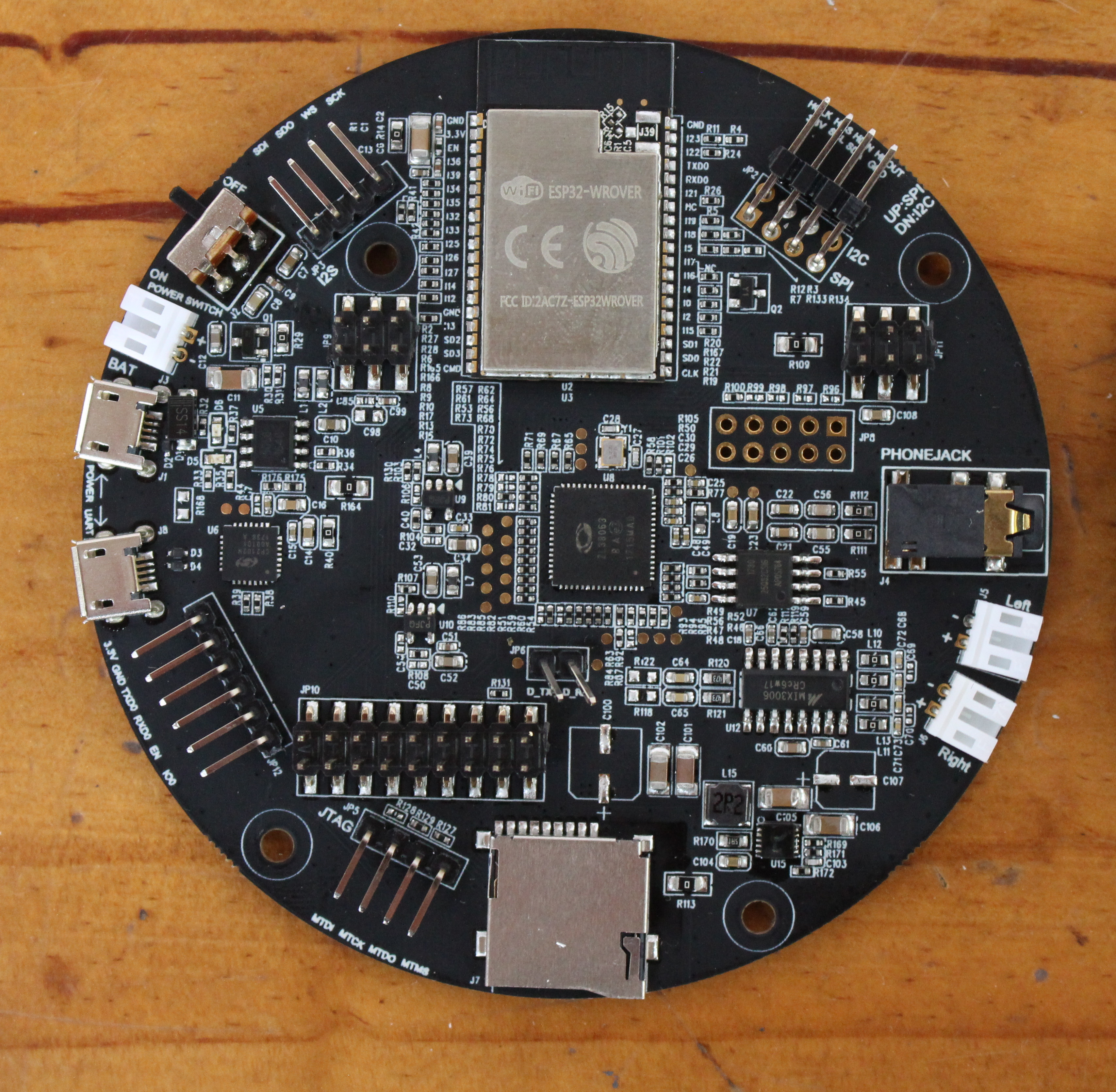 A First Look at ESP32-LyraTD-MSC Audio Mic HDK with Baidu