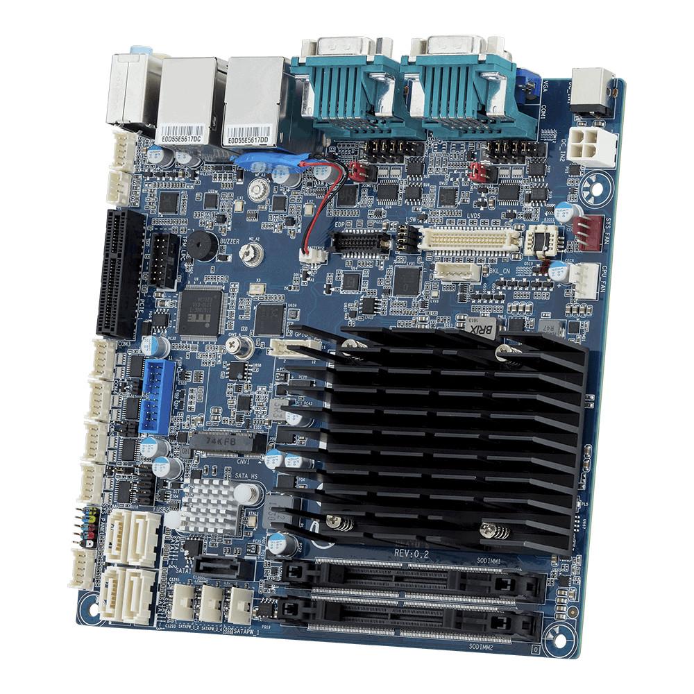 GIGABYTE MZGLKAI is an Industrial Mini-ITX Motherboard