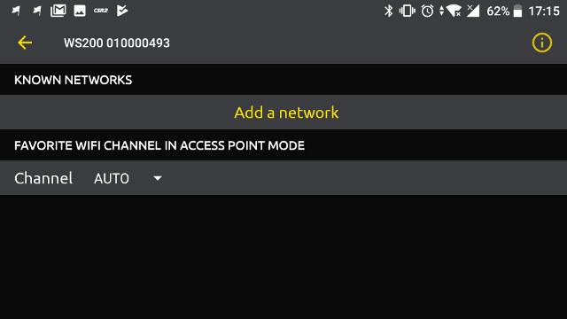 Linux Wifi Spectrum Analyzer