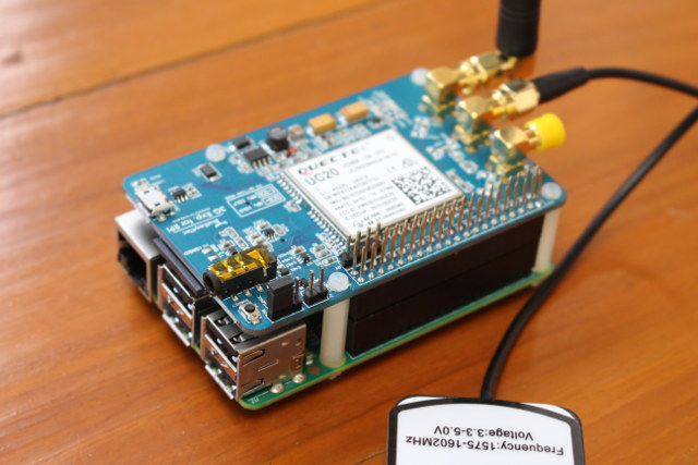 How to Use 3G and GPS on Raspberry Pi with ThaiEasyElec 3G HAT