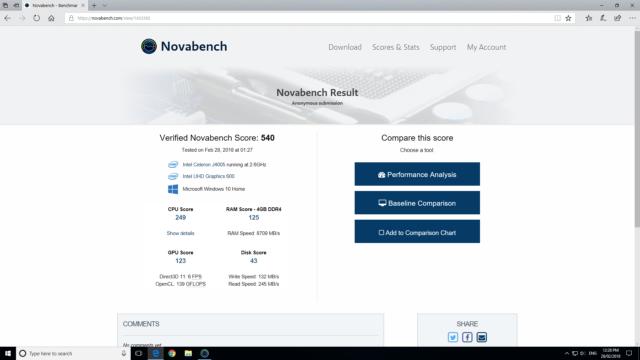 16-novabench