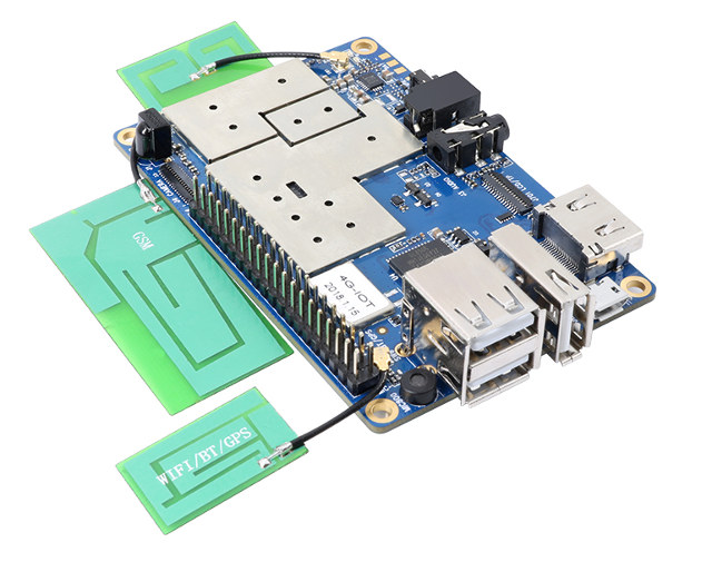 4G-IoT-Board
