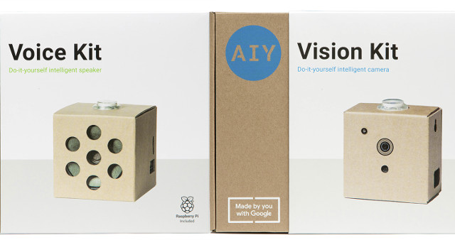 Google aiy projects kits are easier to use in 2018 with raspberry pi google aiy projects kits are easier to use in 2018 with raspberry pi zero wh and all accessories included solutioingenieria Images