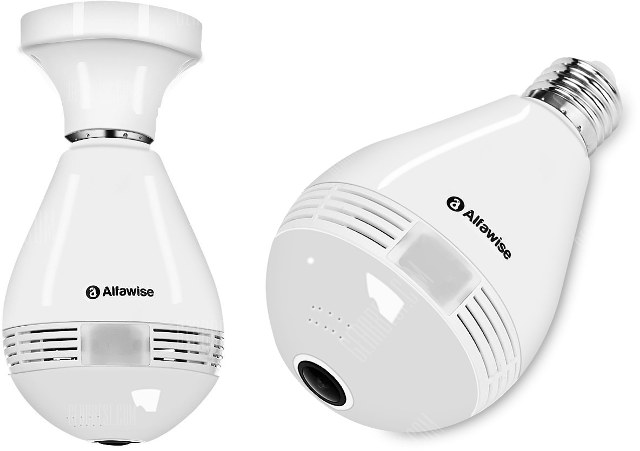 Alfawise-IP-Camera-Light-Bulb