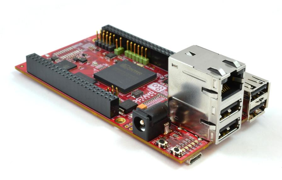 OSD3358-SM-RED Beaglebone Black Compatible Board Comes with