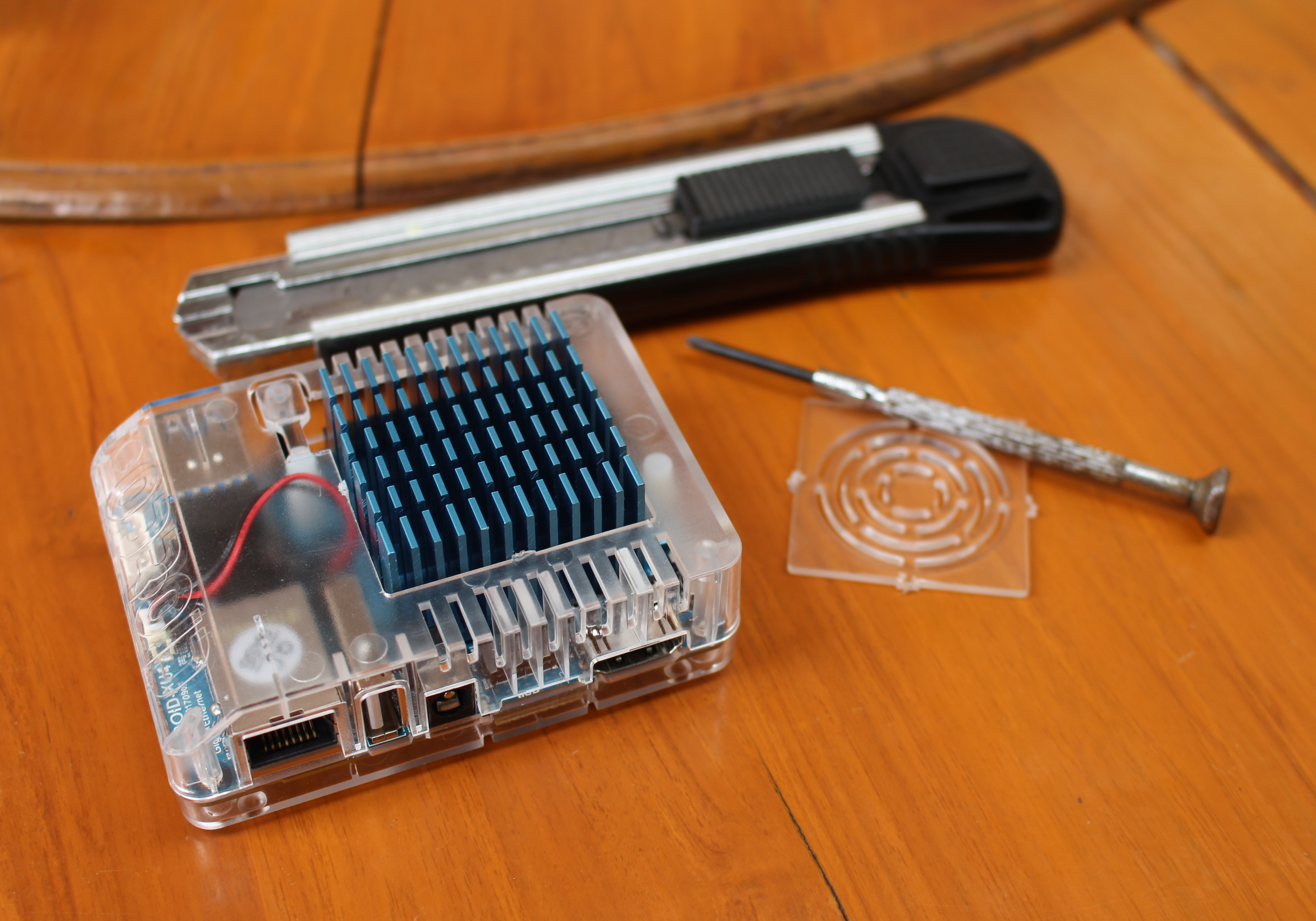 Review Of Ubuntu 1804 On Odroid Xu4q Development Board Wiringpi For C1 Click To Enlarge