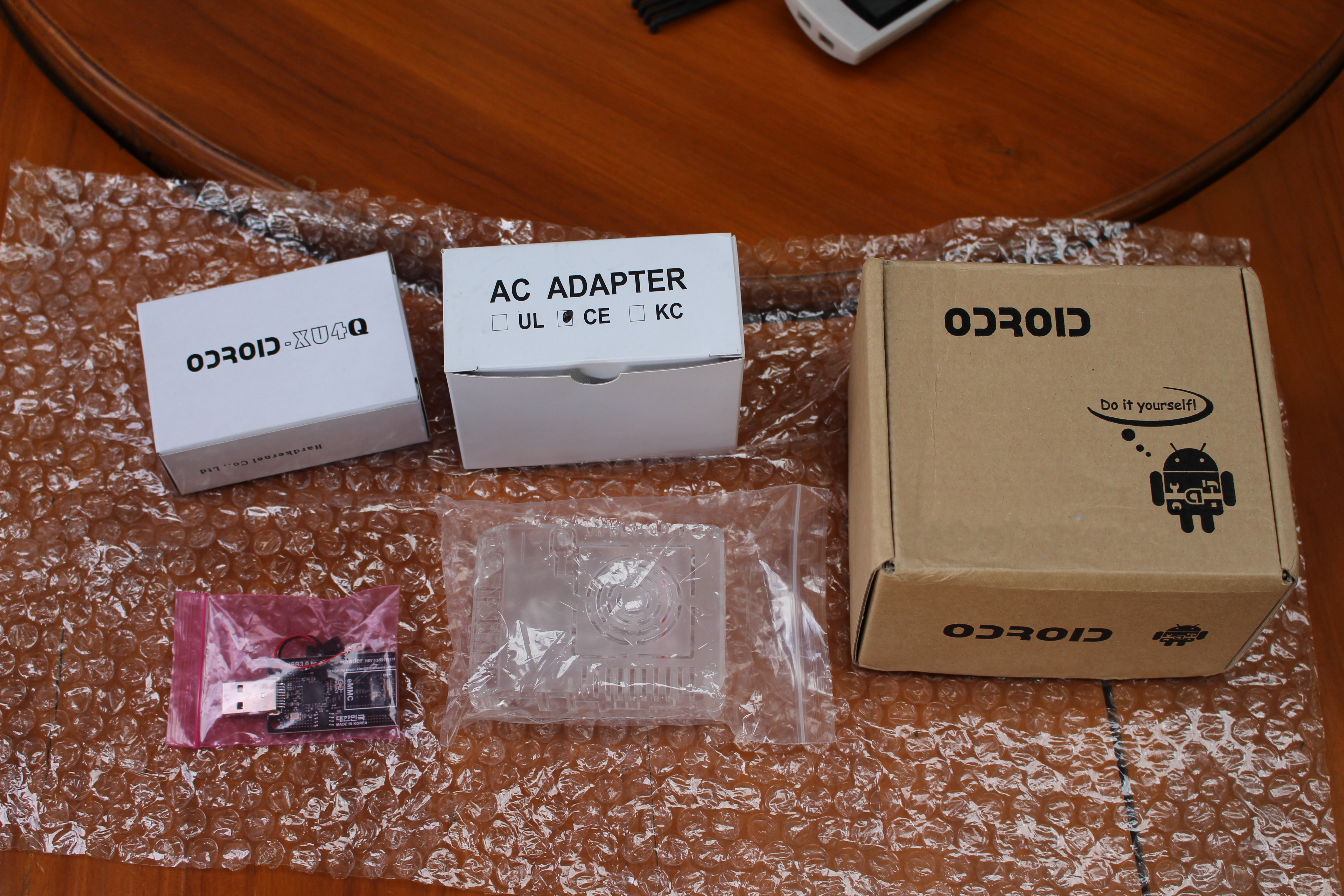 Review Of Ubuntu 1804 On Odroid Xu4q Development Board C1 Wiringpi Click To Enlarge