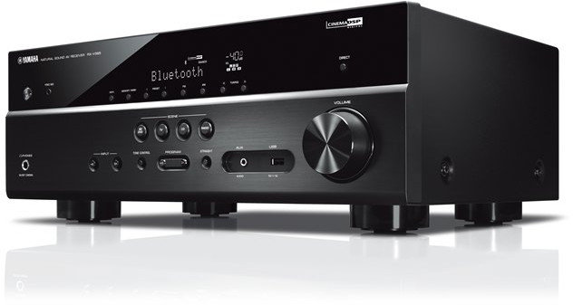 yamaha rx v385 a v receiver to support earc part of hdmi. Black Bedroom Furniture Sets. Home Design Ideas