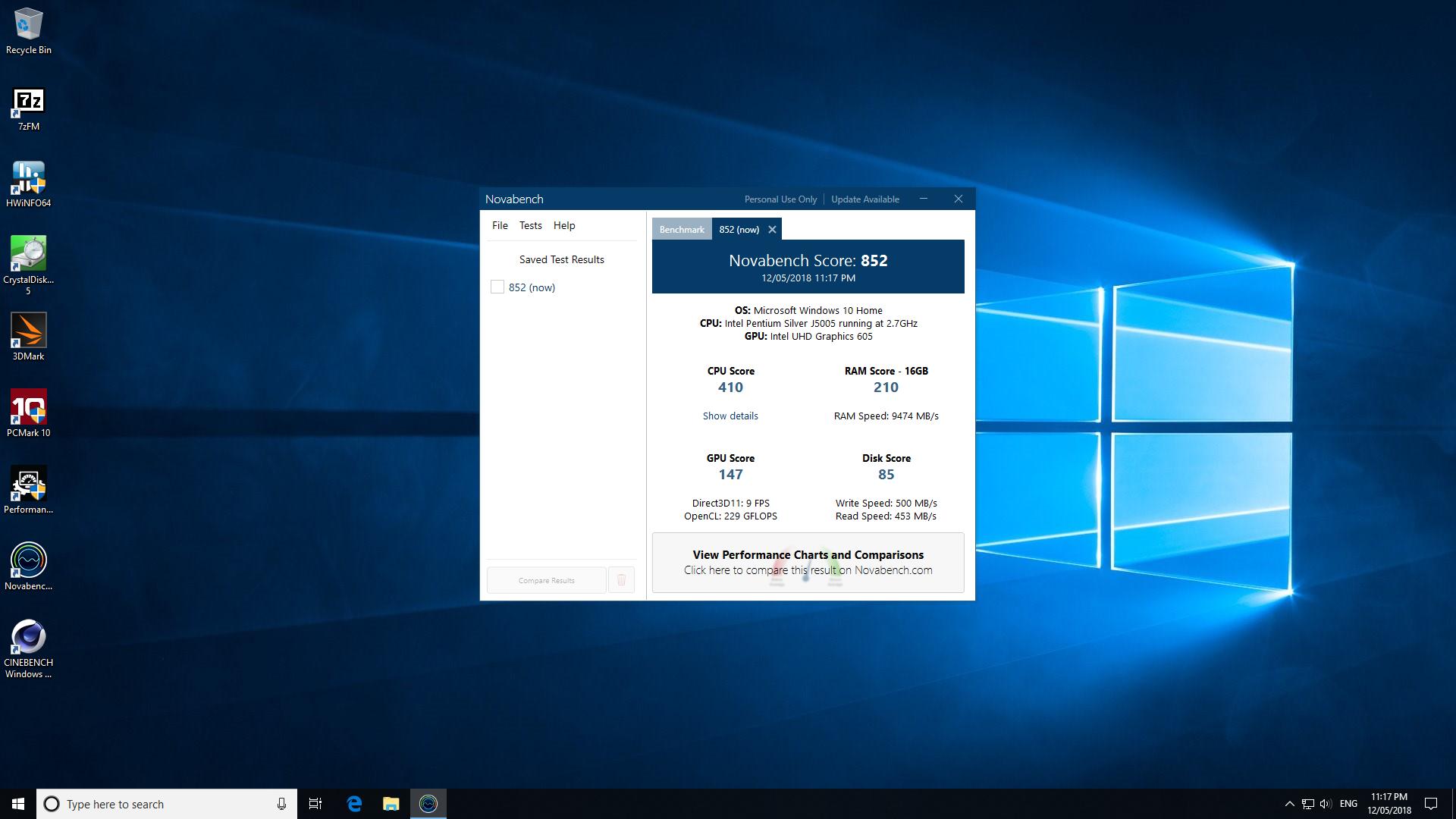 Intel NUC Kit NUC7PJYH Review - An Intel Gemini Lake Pentium