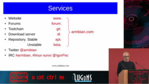 Armbian-Services