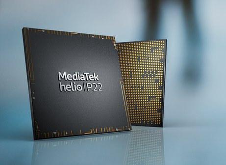 Mediatek Helio P22 12nm Smartphone Processor